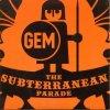 Gem, Subterranean parade (cardsleeve)