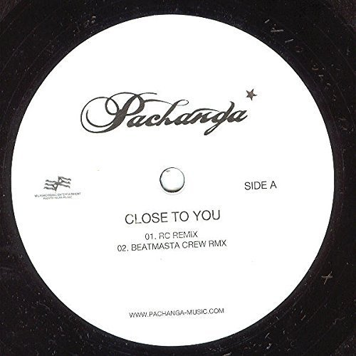 Bild 1: Pachanga, Close to you (RC/Beatmasta Crew/Tigerstyle Remixes/Rico Sparxx Ext. Mix; feat. Danny Ray)