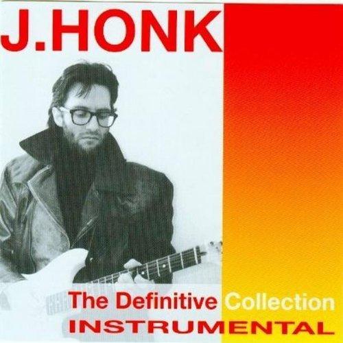 Bild 1: J. Honk, Definitive collection-Instrumental (15 tracks)