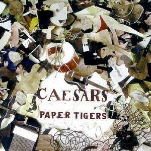 Bild 3: Caesars, Paper tigers (2005)