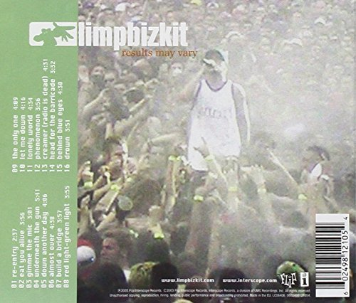 Bild 2: Limp Bizkit, Results may vary (2003)