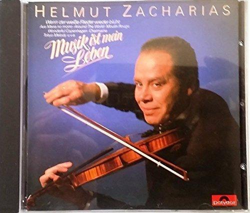 Bild 1: Helmut Zacharias, Musik ist mein Leben (16 tracks, 1953-64, Polydor)