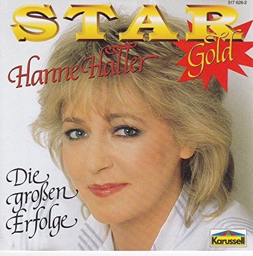 Bild 1: Hanne Haller, Star Gold-Die großen Erfolge (14 tracks, Karussell)