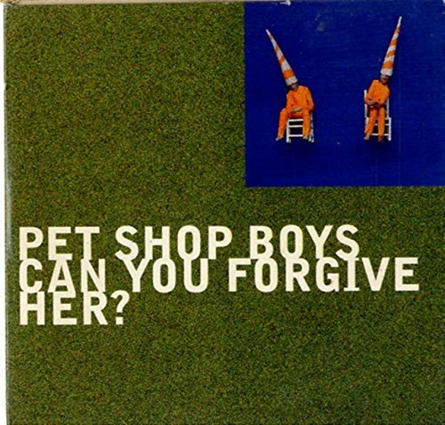 Bild 2: Pet Shop Boys, Can you forgive her? (1993, UK, cardsleeve)
