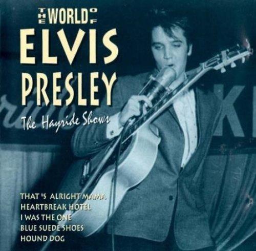 Bild 1: Elvis Presley, World of-The Hayride shows (14 tracks)