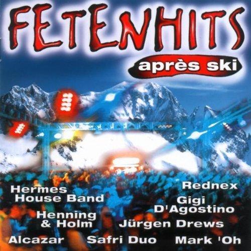 Bild 1: Fetenhits-Après Ski 2001, Hermes House Band, Alcazar, Sylver, Safri Duo, ATC, Afroman, Modern Talking, STS..