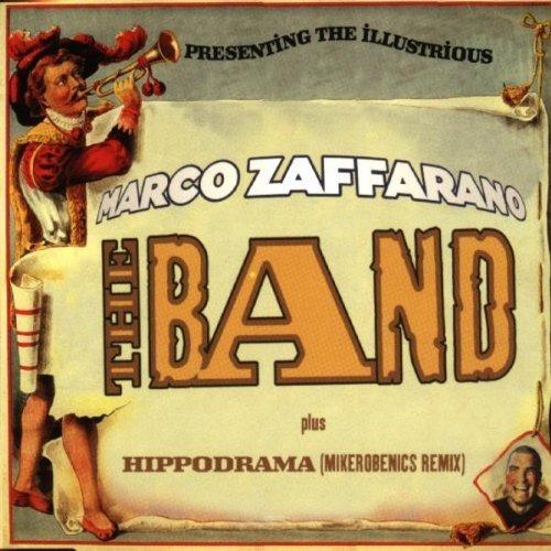 Bild 1: Marco Zaffarano, Band (Rote Kapelle Remix, 1997)