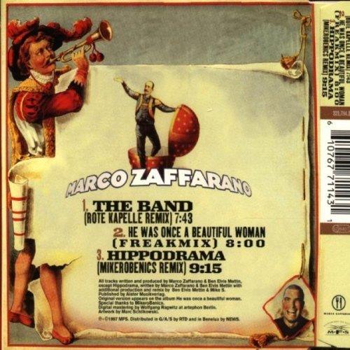 Bild 2: Marco Zaffarano, Band (Rote Kapelle Remix, 1997)
