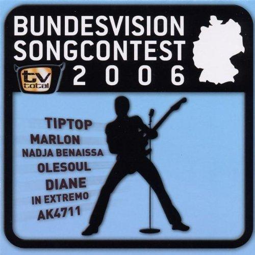 Bild 1: Bundesvision Songcontest 2006 (TV Total), Revolverheld, Tiptip, Seeed, Massive Töne, Diane, Marlon, Toni Kater, Tempeau..