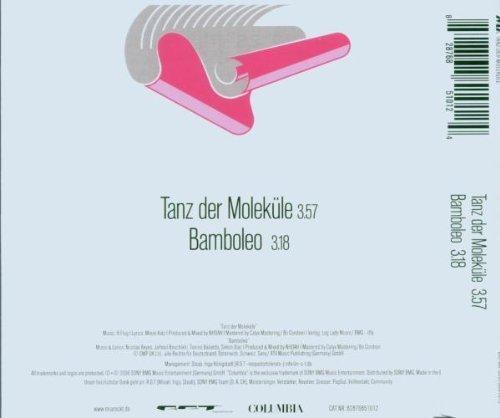 Bild 2: Mia., Tanz der Moleküle (2006; 2 tracks)