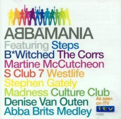 Bild 1: Abba, Abba mania (12 tracks, 1999, v. a.: Madness, Steps, Westlife, Culture Club..)