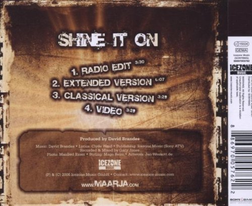 Bild 2: Maarja, Shine it on (2006)