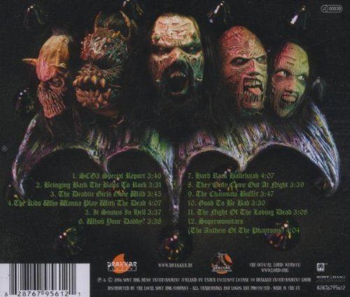 Bild 2: Lordi, Arockalypse (2006)