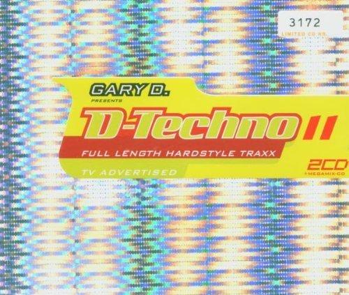 Bild 1: D-Techno 11 (2005), Gary D, Zany & Duro, Freak Bitch, DJ Rob, DJ Syro, Pincky..
