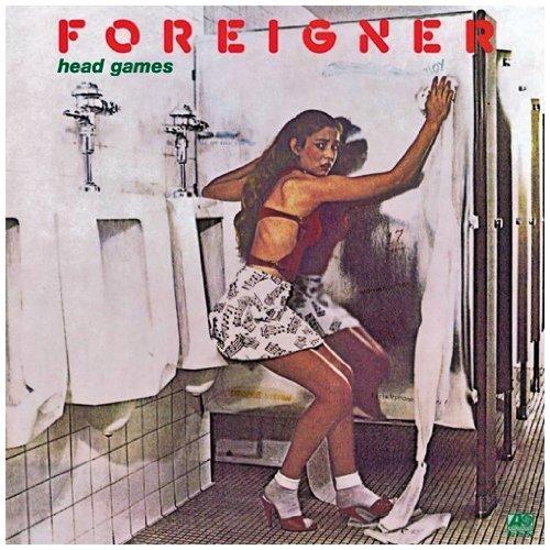 Bild 1: Foreigner, Head games (1979/2002, plus 'Zalia')
