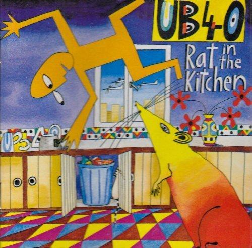 Bild 2: UB 40, Rat in the kitchen (1986, UK)