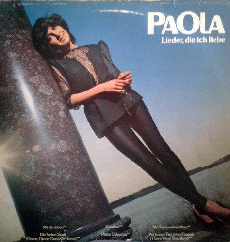Bild 1: Paola, Lieder, die ich liebe (1980)