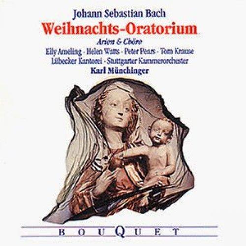Bild 1: Bach, Weihnachtsoratorium, BWV 248-Arien & Chöre (1967/69/95) (Stuttgarter Kammerorch./Karl Münchinger, Elly Ameling, Helen Watts..)