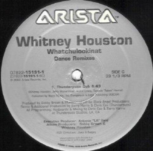 Bild 1: Whitney Houston, Whatchulookinat-Dance Remixes-Sides C/D (Thunderpuss Dub, 2002, LC)
