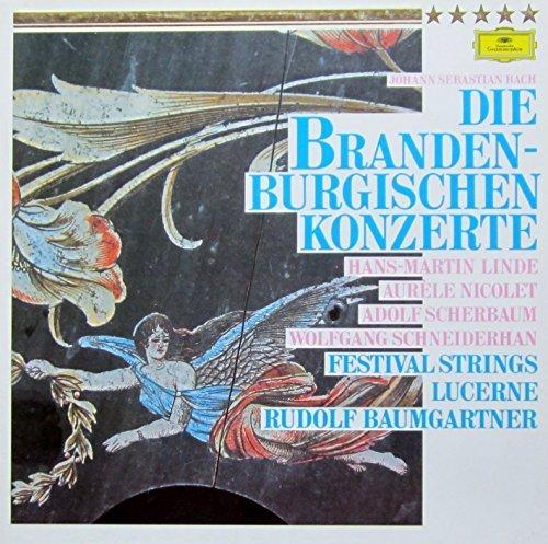 Bild 1: Bach, Brandenburgische Konzerte Nr. 1-6 (Festival Strings Lucerne/Rudolf Baumgartner)
