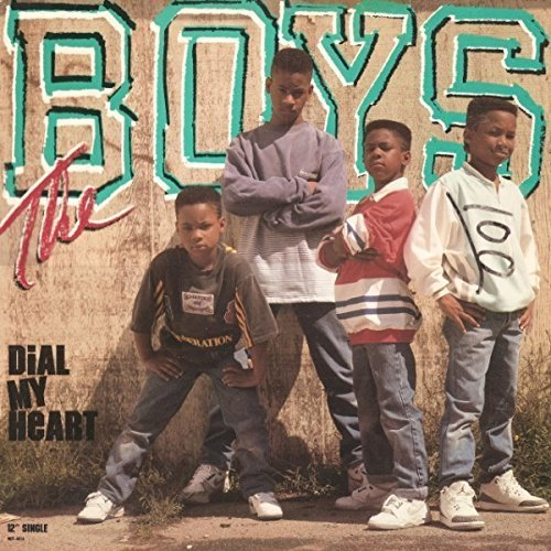 Bild 1: Boys, Dial my heart (1988, US)