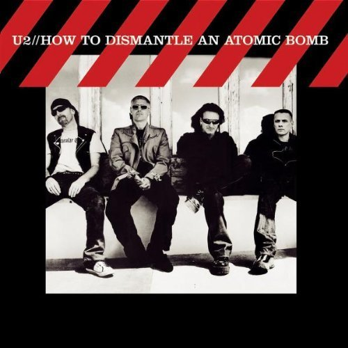 Bild 1: U2, How to dismantle an atomic bomb (2004, CD/DVD)