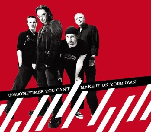 Bild 1: U2, Sometimes you can't make it on your own (2005)