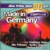 Die Hits der 90er-Made in Germany Edition (Sony), Matthias Reim, Münchener Freiheit, Oli. P, Witt & Heppner, Udo Lindenberg, Blümchen, Nena..
