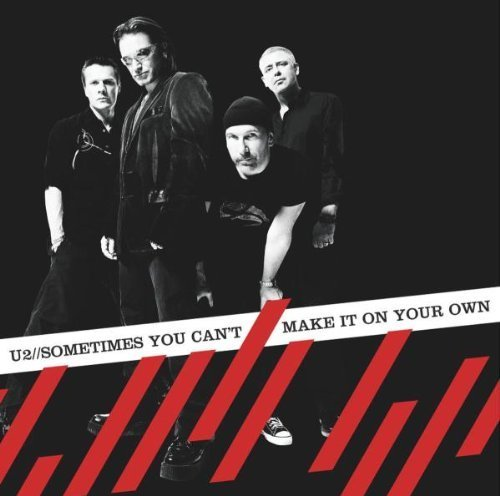 Bild 1: U2, Sometimes you can't make it on your own (2005, DVD-Single)