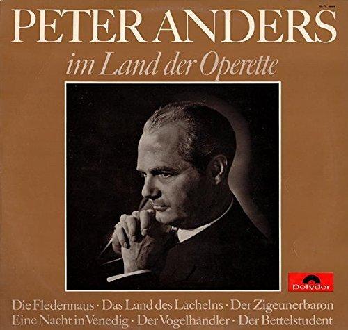 Bild 1: Peter Kreuder, Mit P.K. im Land der Operette (1977)