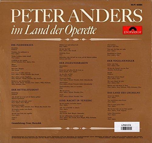 Bild 2: Peter Kreuder, Mit P.K. im Land der Operette (1977)