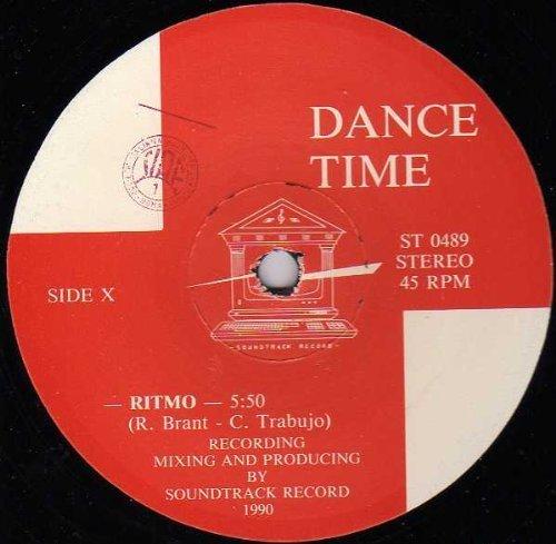 Фото 1: DJ A.M., Ritmo el molto forte (2001, #hdw-0007-12)