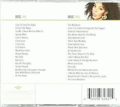 Bild 2: Donna Summer, Gold (34 tracks, 2005, feat. Barbra Streisand)