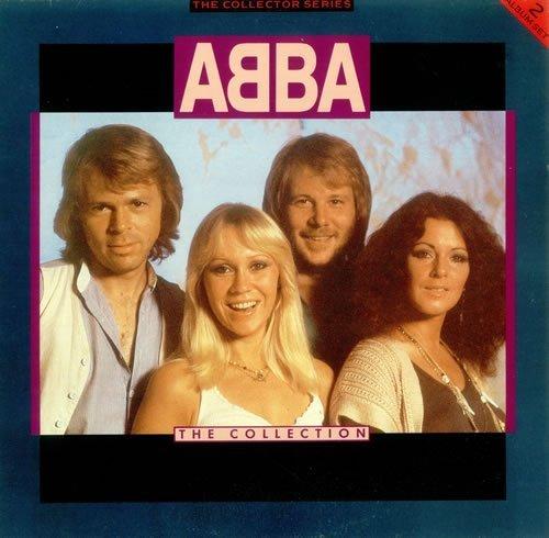 Bild 1: Abba, Collection (1987, UK)