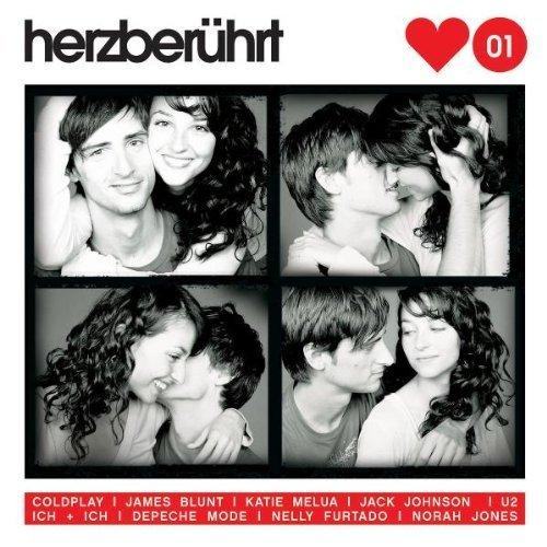 Bild 1: Herzberührt 1 (2005), James Blunt, Coldplay, R.E.M., Ich + Ich, U2, Keane, Juli, John Lennon, Katie Melua..