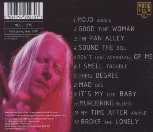 Bild 2: Johnny Winter, Return of Johnny Guitar-The best of 1984-86 (12 tracks)