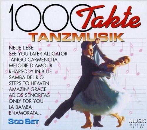 Bild 1: 1000 Takte Tanzmusik (50 tracks), Orch. Etienne Cap, Stephan Diez, Werner Tauber, Felix Gary..