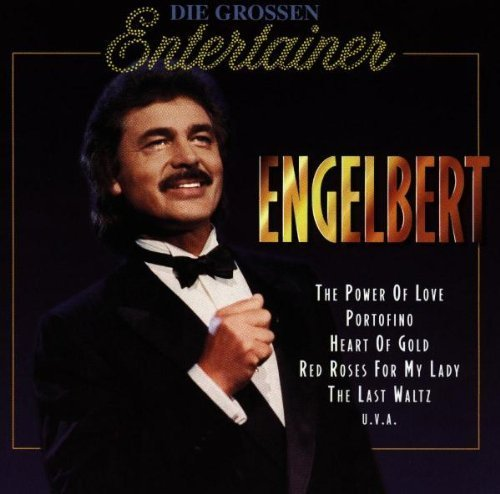 Bild 1: Engelbert, Power of love (compilation, 16 tracks, 2001)