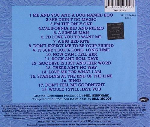 Bild 2: Lobo, Best of (18 tracks, 1993, Rhino)
