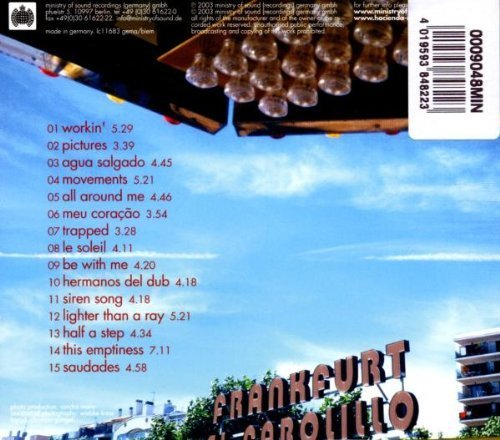 Фото 2: Hacienda, This very moment (2003, digi)