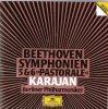 Beethoven, Symphonie Nr. 5, op. 67/Nr. 6, op. 68 'Pastorale' (DG, 1984) (Berliner Philharmoniker/Karajan)