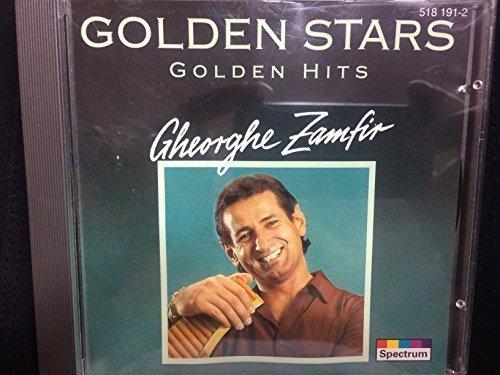Bild 1: Gheorghe Zamfir, Golden stars, golden hits (14 tracks, 1976-91)