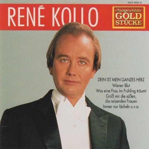 Bild 1: René Kollo, Ausgewählte Goldstücke (1968+75)
