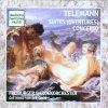 Freiburger Barockorchester/Gottfried von der Goltz, Telemann: Suites (overtures)/Concerto e minor (1994, DHM)