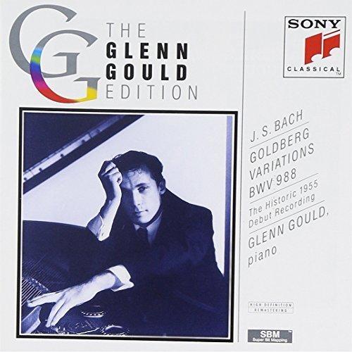 Bild 1: Bach, Goldberg-Variationen, BWV 988/Fugen, BWV 878, 883 (1956/57/92, Sony) (Glenn Gould)