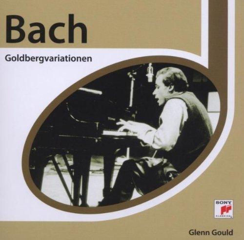 Bild 1: Bach, Goldberg-Variationen, BWV 988 (Sony/Esprit, 2006) (Glenn Gould)