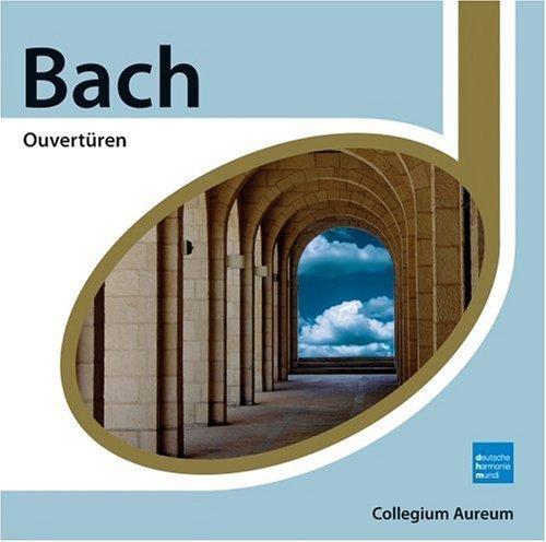 Bild 1: Bach, Ouvertüren BWV1066/1067 (DHM/Esprit, 2006) (Collegium Aureum, Hans-Martin Linde, Franzjosef Maier)