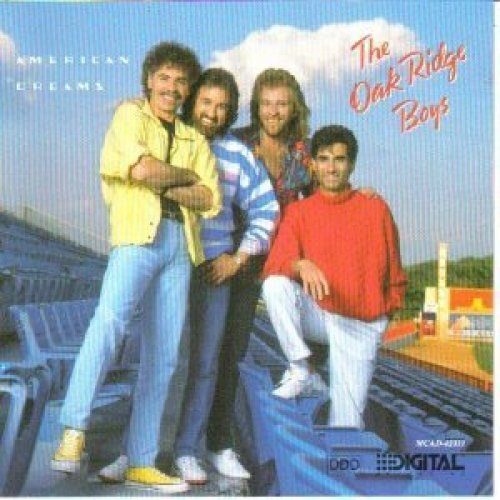 Bild 1: Oak Ridge Boys, American dreams (1989, US)