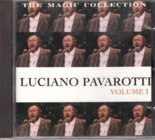 Bild 1: Luciano Pavarotti, Magic collection 1