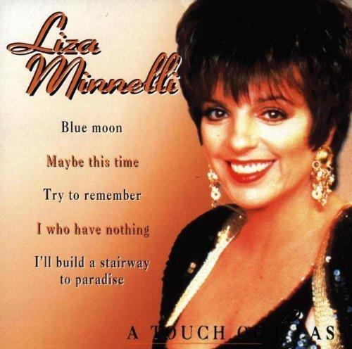 Bild 1: Liza Minnelli, A touch of class (compilation, 16 tracks, 1997)